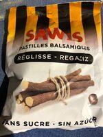 Pastille balsamiques réglisse - Product
