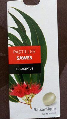 Pastilles eucalyptus - Produit - fr