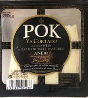 Queso de oveja de leche cruda de pastoreo añejo - Product