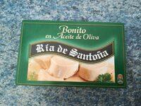 Bonito del Norte en Aceite de oliva - Product