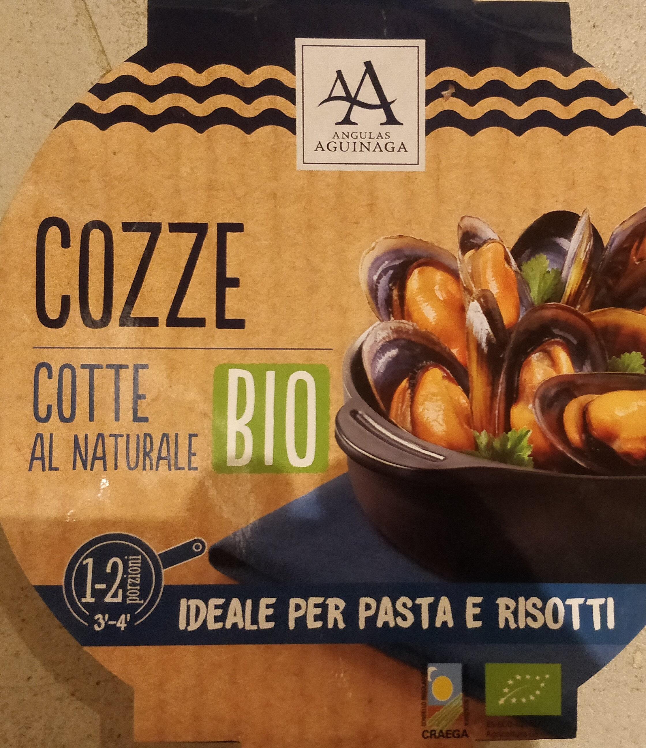 Cozze cotte al naturale bio - Prodotto - it