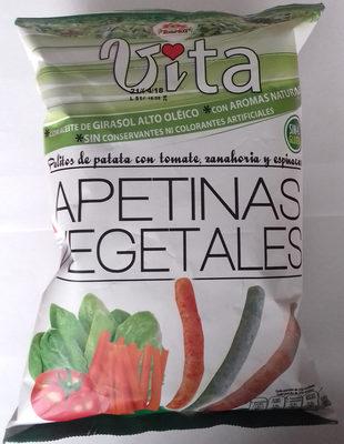 Apetinas Vegetales - Producto