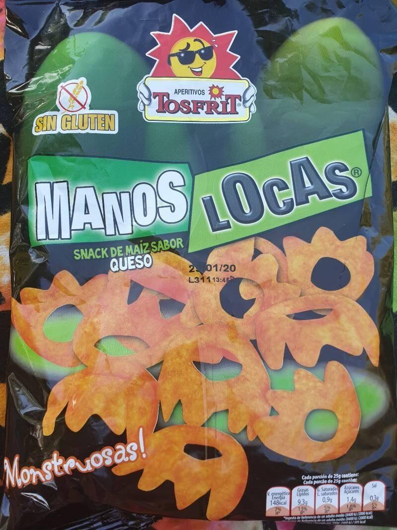 Manos Locas - Product - es