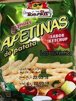 Apetinas de patata - Product