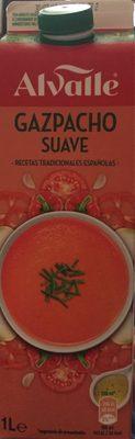 Gazpacho suave (sin pepino) - Producto
