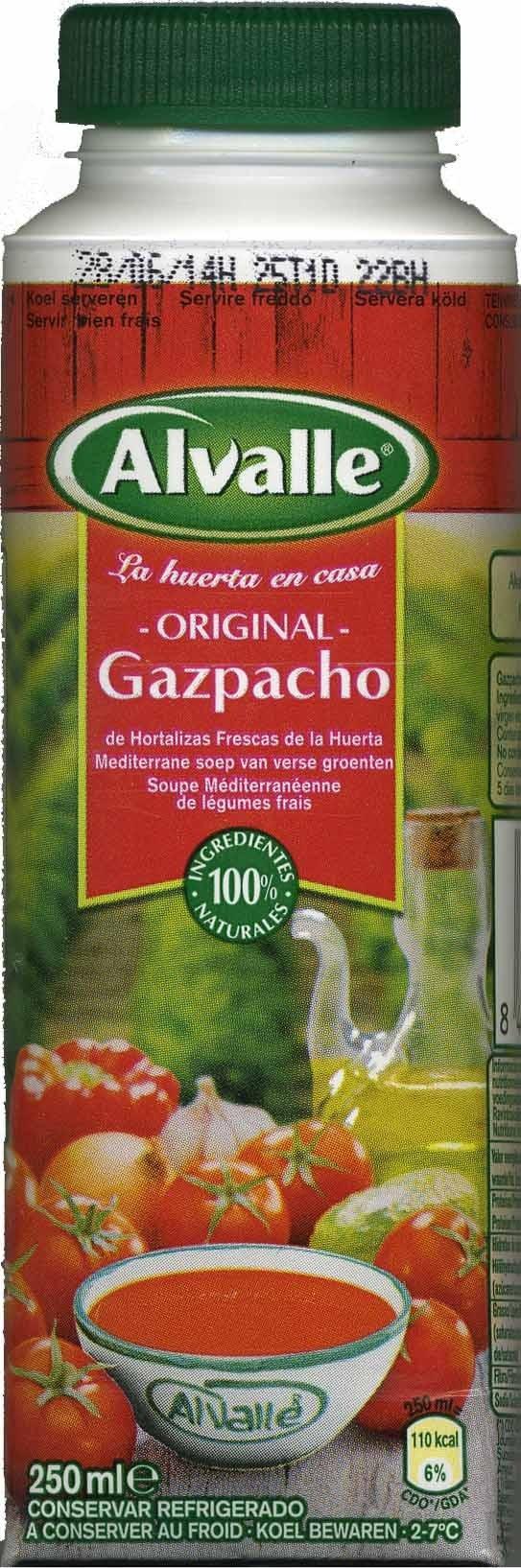 Gazpacho Original - Producte