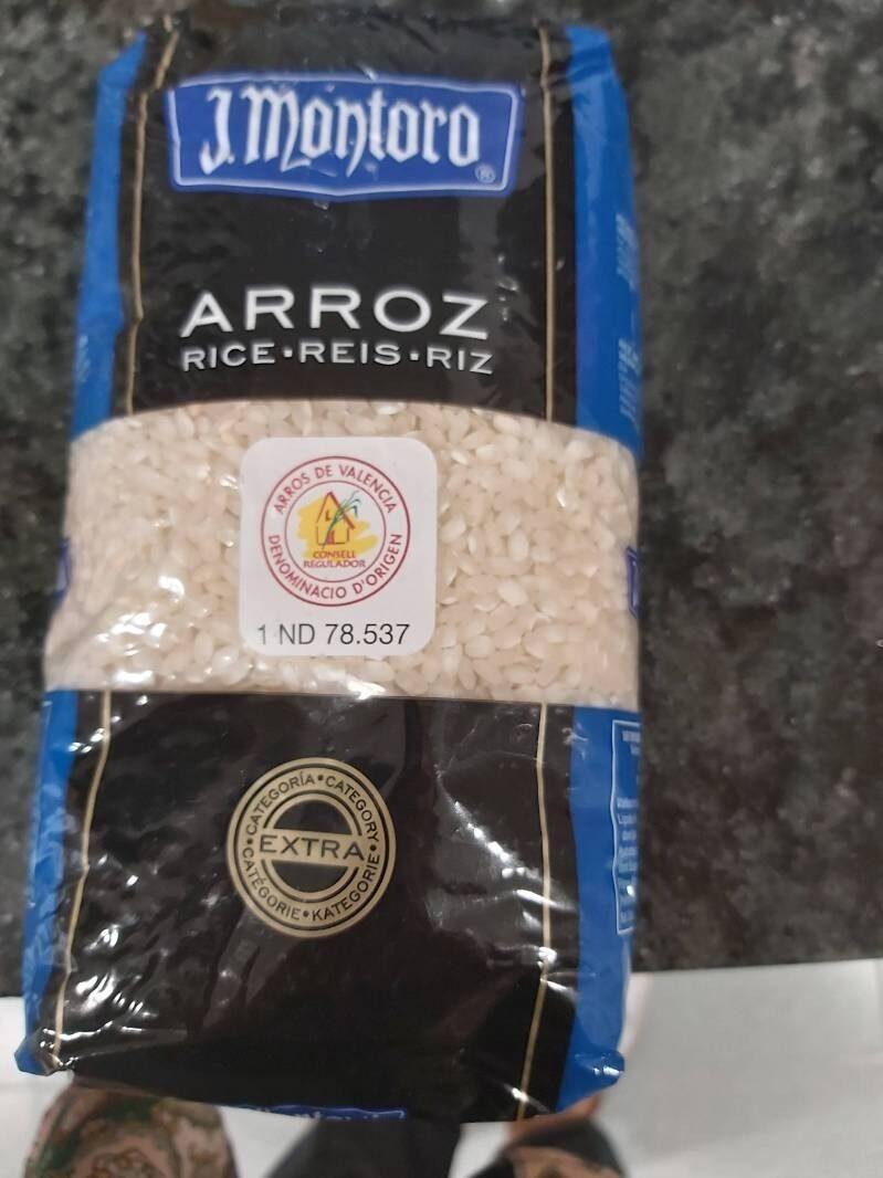 Arroz - Producte