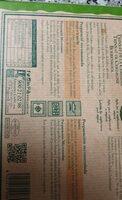 Trinxat de la Cerdanya vegà - Informació nutricional - es