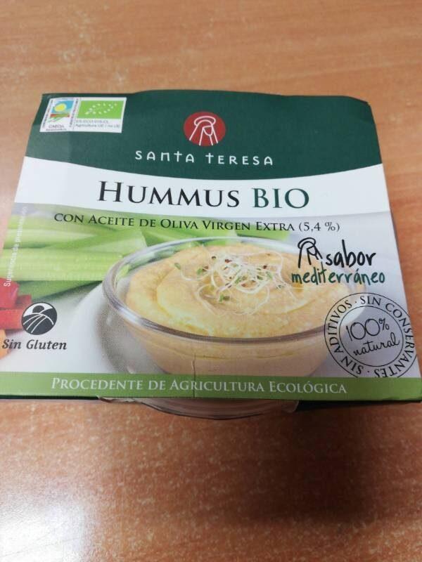 Hummus Bio - Producto