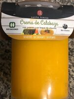Crema de calabaza - Produit - es