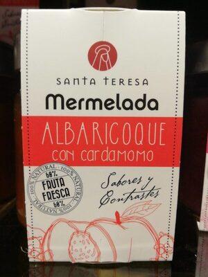 Mermelada albaricoque - Product - es