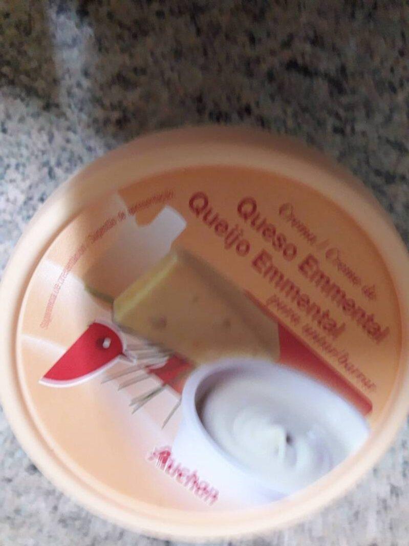 Crema de Queso Emmental - Producte