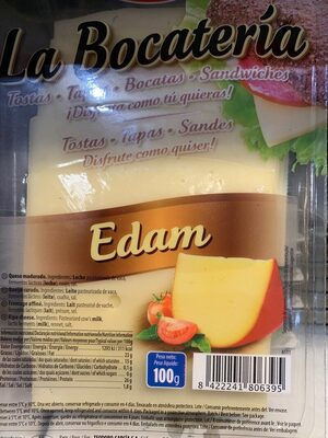 La Bocateria Edam - Product