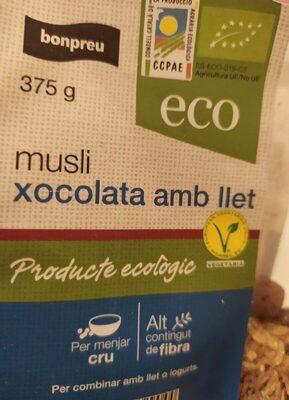 Musli Xocolata amb llet - Product - ca