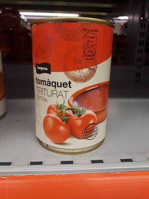 Tomàquet triturat extra - Product