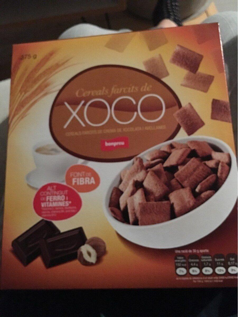 Cereal farcits de xoco - Product - ca