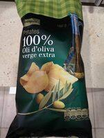Patates 100% oli d'oliva verge extra - Producte - ca