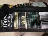 Patates 100% oli d'oliva verge extra - Ingredients - ca