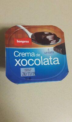 Crema de xocolata
