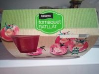 Tomaquet rallat - Producto