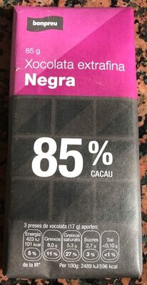 Xocolata extrafina