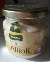 Allioli - Producte