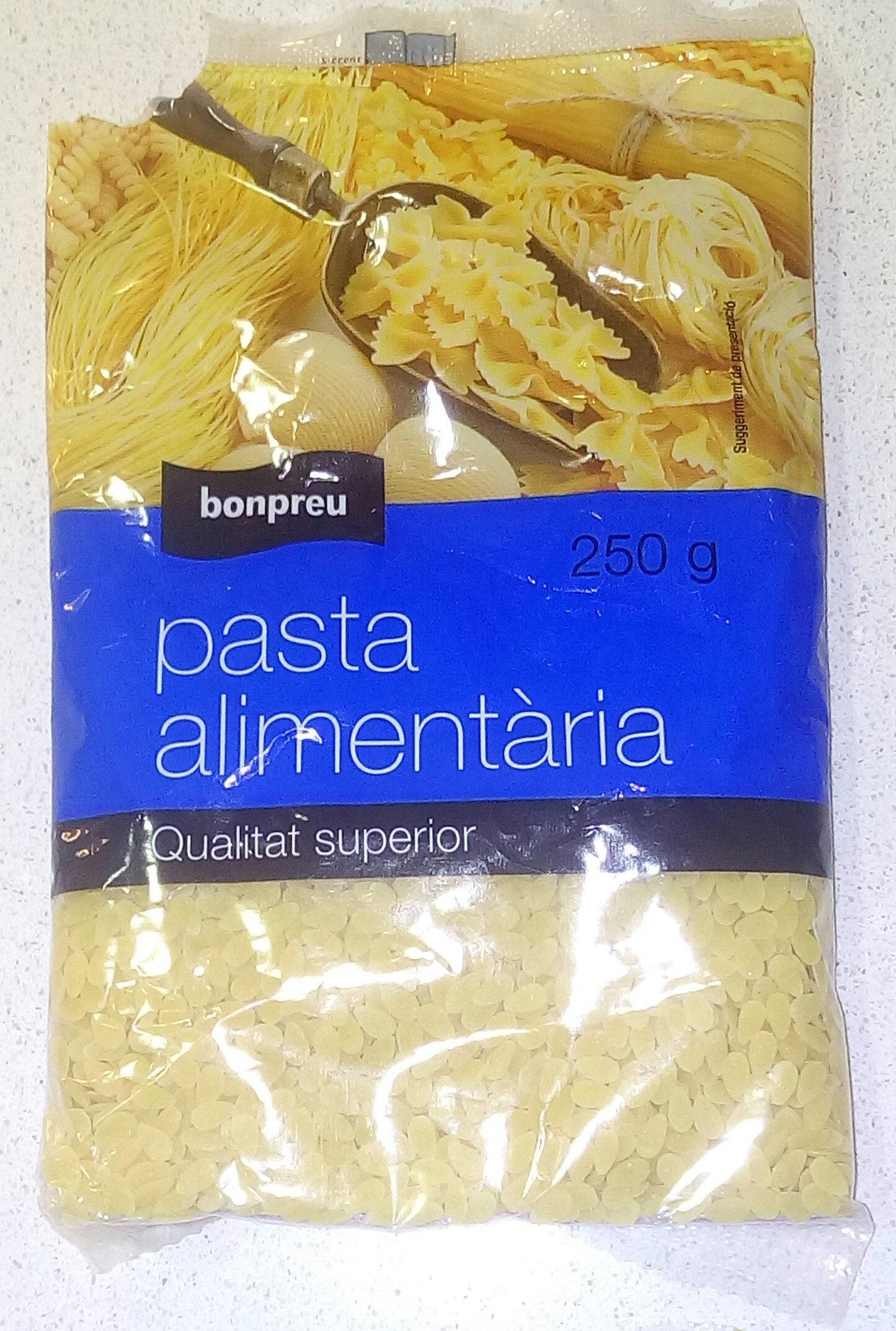 Pasta alimentària Pinyons - Producto