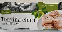 Tonyina clara - Produit