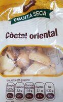 Cóctel oriental - Producte