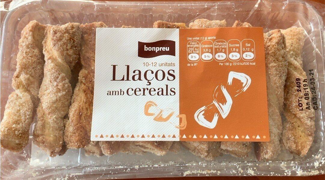Lazos con cereal - Product - es