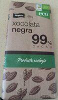 Xocolata negra 99% - Product