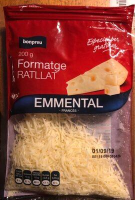 Emmental Francés - Product - ca