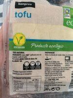 Tofu - Ingredients - es