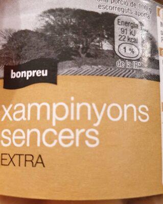 Xampinyons sencers extra - Product - es