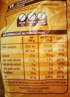 Cotnes de porc - Informació nutricional - ca