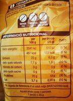 Cotnes de porc - Informations nutritionnelles - fr