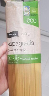 Espaguetis eco - Product