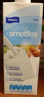 Beguda d'ametlles - 1