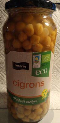 Cigrons - Prodotto - es