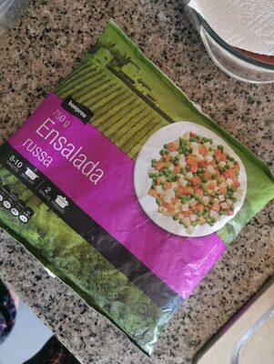 Salade russe 750g - Producto - fr