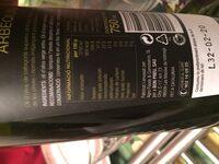 Oli d'oliva arbequina - Ingrediënten - ca