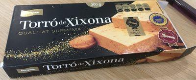Torro de Xixona - Produit