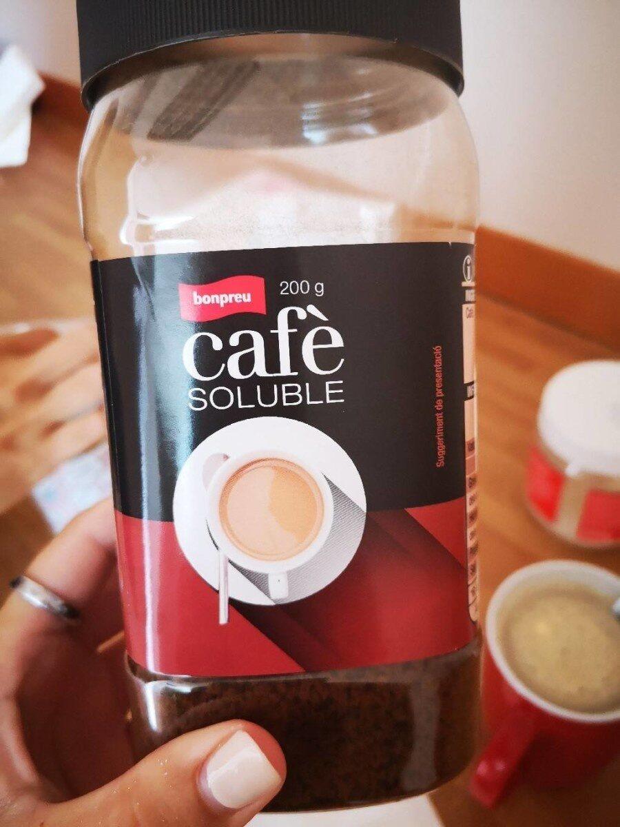 Café soluble - Produit