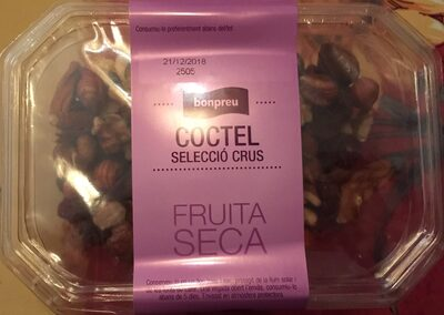 Fruita seca - Producte - ca