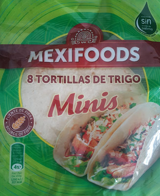 tortilla - Producto
