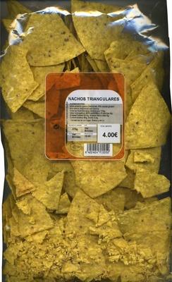 Nachos triangulares - Producto