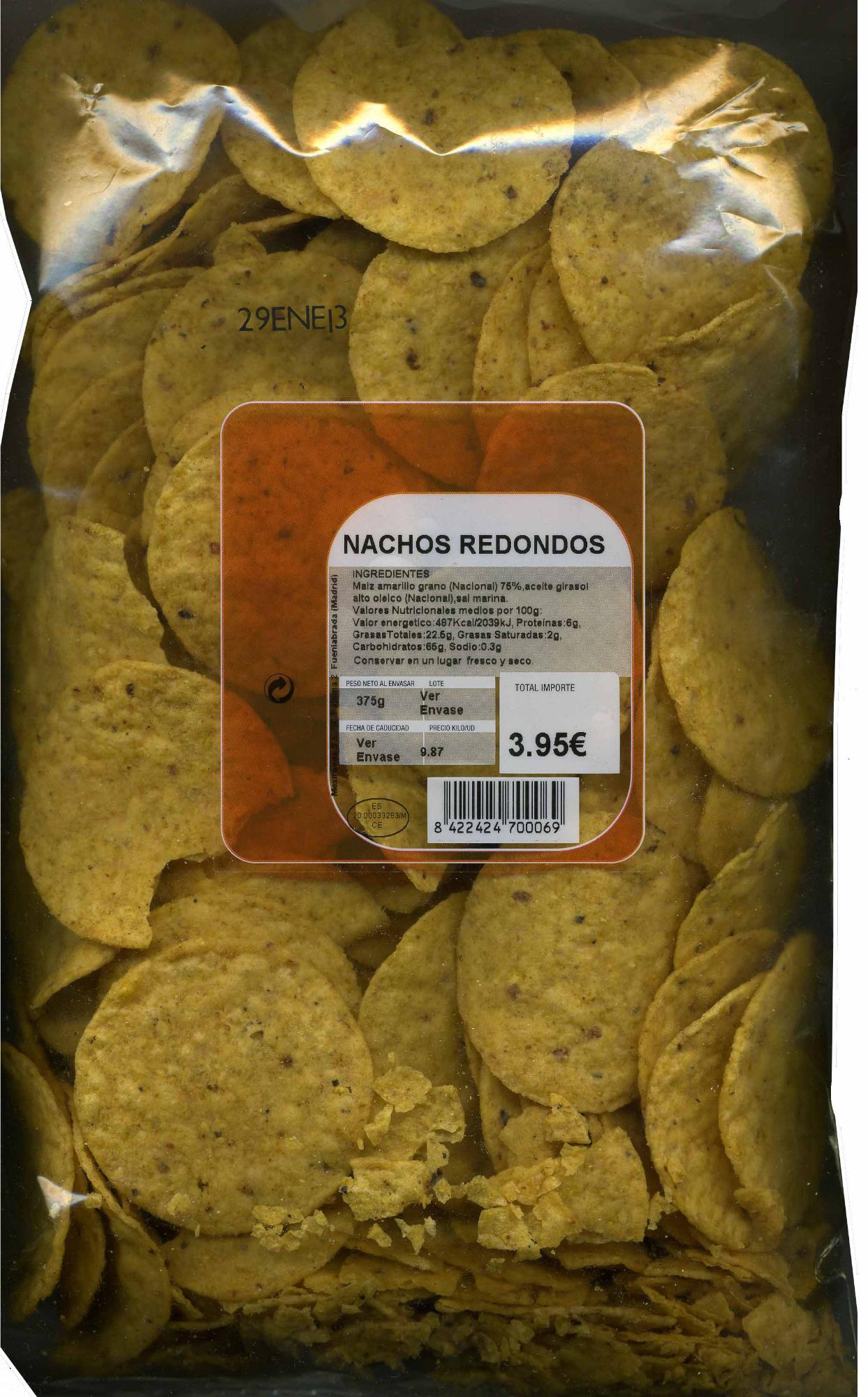 Nachos redondos - Product