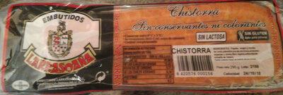 Chistorra - Product