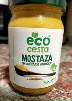 Mostaza Ecocesta Bio - Produit - es