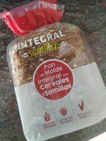 Pan de molde integral con cereales y semillas - Produit - es